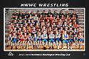 2013-2014 NWWC Wrestling
