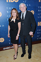 www.acepixs.com<br /> May 11, 2017  New York City<br /> <br /> Marlo Thomas and Phil Donahue attending the 'The Wizard Of Lies' New York Premiere at The Museum of Modern Art on May 11, 2017 in New York City. <br /> <br /> Credit: Kristin Callahan/ACE Pictures<br /> <br /> <br /> Tel: 646 769 0430<br /> Email: info@acepixs.com
