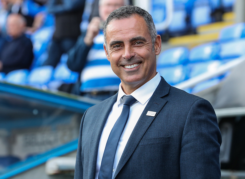 Reading's manager Jose Gomes<br /> <br /> Photographer Andrew Kearns/CameraSport<br /> <br /> The EFL Sky Bet Championship - Reading v Preston North End - Saturday 30th March 2019 - Madejski Stadium - Reading<br /> <br /> World Copyright © 2019 CameraSport. All rights reserved. 43 Linden Ave. Countesthorpe. Leicester. England. LE8 5PG - Tel: +44 (0) 116 277 4147 - admin@camerasport.com - www.camerasport.com