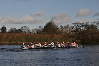 ??? ABS Abingdon School. Wallingford Head of the River. Sunday 27 November 2011. 4250 metres upstream on the Thames from Moulsford railway bridge to Oxford Universitiy's Fleming Boathouse in Wallingford. Event run by Wallingford Rowing Club..