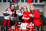 WHO'D LOVE A CUP OF COFFEE: Locals from North Kerry are arranging a Valentine's Coffee Morning on Saturday February 17th in aid of the North Kerry Listowel branch of Multiple Sclerosis. Pictured were: Molly Hegarty with her mom Aine from Tomaisins Bar, with Noelle Hegarty, Kate McGrath and Bridie O'Rourke from Listowel/North Kerry branch of MS.