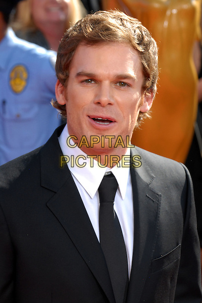 MICHAEL C. HALL .60th Annual Primetime Emmy Awards held at the Nokia Theatre,  Los Angeles, California, USA, 21 September 2008..emmys portrait headshot black tie .CAP/ADM/`CH.©Charles Harris/Admedia/Capital PIctures
