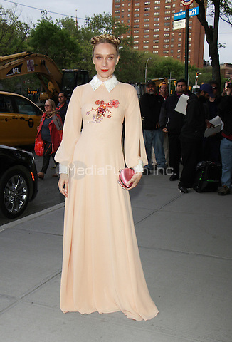05 10, 2016: Chloe Sevigny at a special screening of amazonstudios & Another Roadside Attraction presents Love and Friendship at Landmark Sunshine in New York. Credit:RW/MediaPunch