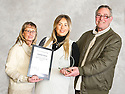 Falkirk Council Employment and Training Awards 16th November 2015...  <br /> <br /> Cowie_j_02