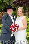 Bernadette Brassil, The Spa Tralee, daughter of Liam and Peggy Brassil, and John Cotter, San Francisco USA, son of Jack and Olga Cotter were married on Saturday 4th July 2015 at Churchill Church by Fr. Mulvihill with a reception at the Earl of Desmond Hotel