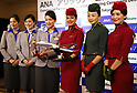 ANA and Alitalia to form partnership