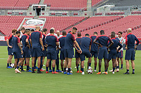 USMNT Training, October 10, 2018