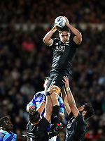 Sam Henwood of Maori All Blacks during the test match between Barbarians and Maori All Blacks at Stade Chaban-Delmas on November 10, 2017 in Bordeaux, France. (Photo by Manuel Blondeau/Icon Sport)