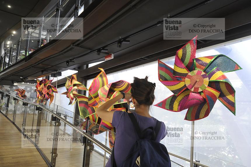 - Milano, Esposizione Mondiale Expo 2015, padiglione del Messico<br /> <br /> - Milan, the World Exhibition Expo 2015, Mexico pavillion