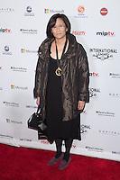 NEW YORK, NY - NOVEMBER 19: Rita Chan at the 40th International Emmy Awards in New York. November 19, 2012. © Diego Corredor/MediaPunch Inc. /NortePhoto