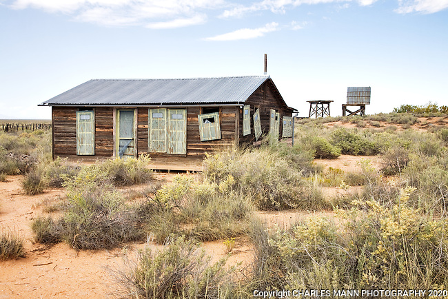 The TrinityTest Site, where the first atomic bomb was exploded on July 16, 1945, is open to the public on the first Saturday of April and October. The MacDonald brothe';s ranch was used for the Trinity Base Camp.
