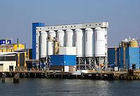 Haven van Rotterdam. Chemische industrie. Aliphos