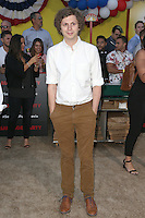 "09 August 2016 - Westwood, California - Michael Cera. ""Sausage Party"" Los Angeles Premiere held at Regency Village Theatre. Photo Credit: Sammi/AdMedia"
