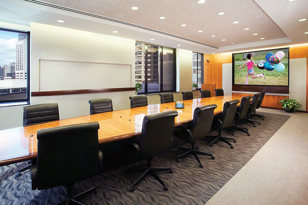 Spacious Board Room With Quality Furnishing