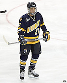 Matt Johnson - Boston College defeated Merrimack College 3-0 with Tim Filangieri's first two collegiate goals on November 26, 2005 at Kelley Rink/Conte Forum in Chestnut Hill, MA.