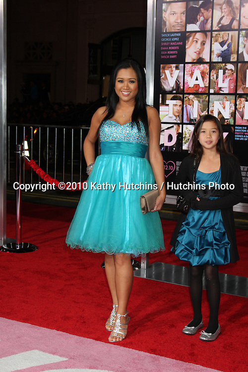 Kathryn Lee.arrivng at the Valentine's Day World Premiere.Grauman's Chinese Theater.Los Angeles, CA.February 8, 2010.©2010 Kathy Hutchins / Hutchins Photo....