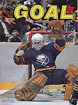 NHL Goal magazine front cover.