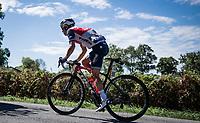 Richie Porte (AUS/Trek-Segafredo)<br /> <br /> Stage 12 from Chauvigny to Sarran (218km)<br /> <br /> 107th Tour de France 2020 (2.UWT)<br /> (the 'postponed edition' held in september)<br /> <br /> ©kramon