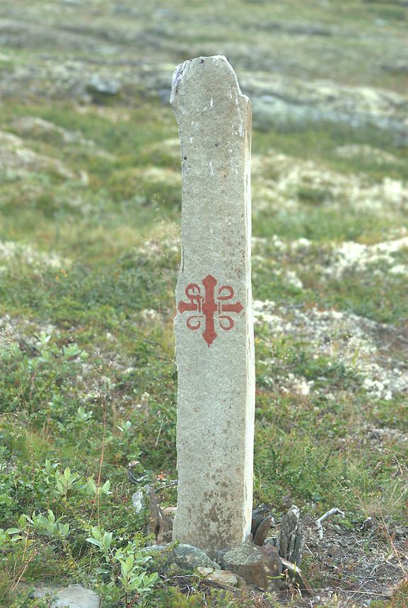 Pilegrim sign