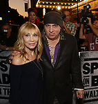 Maureen Van Zandt and Steven Van Zandt attending the opening night performance for 'Springsteen on Broadway' at The Walter Kerr Theatre on October 12, 2017 in New York City.