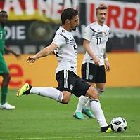 Mats Hummels (Deutschland Germany) - 08.06.2018: Deutschland vs. Saudi-Arabien, Freundschaftsspiel, BayArena Leverkusen
