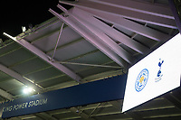 A General view of the King Power stadium during the Premier League match between Leicester City and Tottenham Hotspur at the King Power Stadium, Leicester, England on 28 November 2017. Photo by James Williamson / PRiME Media Images.