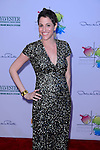 MIAMI, FL - FEBRUARY 13:  Lainey Tobin Keiffer arrives to Oscar De La Renta fashion show during the Designed For A Cure 2014 Benefiting Sylvester Comprehensive Cancer Center at Ice Palace on February 13, 2014 in Miami, Florida. (Photo by Johnny Louis/jlnphotography.com)