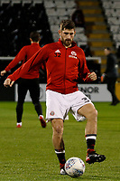 Ched Evans of Sheffield United seen during the Sky Bet Championship match between Fulham and Sheff United at Craven Cottage, London, England on 6 March 2018. Photo by Carlton Myrie.