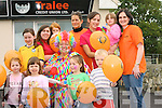 .CREDIT: Ardfert office of TRalee Credit Union celebrating Children Youth Day on Friday, helping in the celebrations were: Gemma Lawlor,Daisy Nowak,Ava McCann,Christopher Lawlor,Rachel O'Sullivan,Sarah Boyle,Siobhan Fitzgerald,Tara O'Halloran,..,on Friday. ........ ...... ..DANCING: Denise McEvoy Tralee who danced the night away at her 30th Birthday Party in the KOR GAA & Hurling Club, Strand Road, Tralee(Denise is seated centre). .... ..   Copyright Kerry's Eye 2008