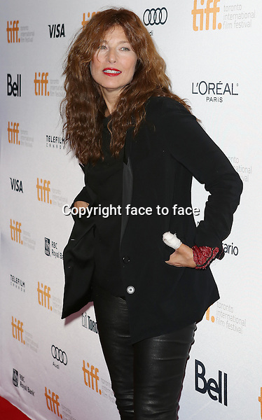 Catherine Keener attending the 2013 Tiff Film Festival Red Carpet for &quot;Can A Song Save Your Life?&quot; at The Princess of Wales Theatre on September 7, 2013 in Toronto, Canada.<br />