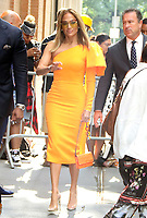 NEW YORK, NY- Jennifer Lopez at The View promoting Hustlers on September 11, 2019 in New York City. Credit: RW/MediaPunch