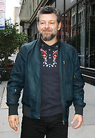 NEW YORK, NY - OCTOBER 11: Andy Serkis seen at AOL's Build Series in New York City on October 11, 2017. <br /> CAP/MPI/RW<br /> &copy;RW/MPI/Capital Pictures