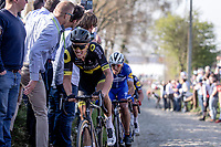 Niki Terpstra (NED/Direct Energie)<br /> <br /> 62nd E3 Harelbeke 2019 (1.UWT)<br /> Harelbeke – Harelbeke: 203,9km<br /> ©kramon
