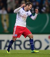 FUSSBALL   DFB POKAL   SAISON 2013/2014   2. HAUPTRUNDE Hamburger SV - SpVgg Greuther Fuerth                 24.09.2013 Rafael van der Vaart (Hamburger SV)