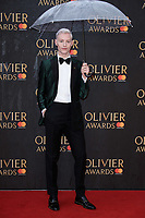 John McCrea arriving for the Olivier Awards 2018 at the Royal Albert Hall, London, UK. <br /> 08 April  2018<br /> Picture: Steve Vas/Featureflash/SilverHub 0208 004 5359 sales@silverhubmedia.com