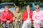 Soaking up the sunshine at the Castleisland races in Powells road Castleisland on Sunday l-r: Mary Murphy, Mary Murphy both Scartaglen, Mrs Kearney Castleisland and Kit Murphy Cordal   Copyright Kerry's Eye 2008