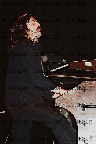 Whitesnake - keyboard player Jon Lord performing live on the Love Hunter Tour at the Empire Theatre in Liverpool UK - 04 Nov 1979.  Photo credit: Alan Perry/IconicPix