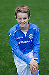 St Johnstone FC Academy U14's<br /> Craig Tosh<br /> Picture by Graeme Hart.<br /> Copyright Perthshire Picture Agency<br /> Tel: 01738 623350  Mobile: 07990 594431