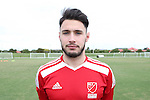 10 January 2016: Timo Pitter (GER) (Creighton). The adidas 2016 MLS Player Combine was held on the cricket oval at Central Broward Regional Park in Lauderhill, Florida.
