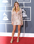 Heidi Klum at The 52nd Annual GRAMMY Awards held at The Staples Center in Los Angeles, California on January 31,2010                                                                   Copyright 2009  DVS / RockinExposures
