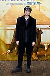 Eduardo Chapero-Jackson attends to El Embarcadero premiere at Callao City Lights cinema in Madrid, Spain. January 17, 2019. (ALTERPHOTOS/A. Perez Meca) (ALTERPHOTOS/A. Perez Meca)