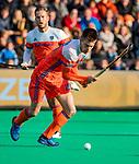 ROTTERDAM - Thierry Brinkman (NED)    tijdens   de Pro League hockeywedstrijd heren, Nederland-Spanje (4-0) . COPYRIGHT KOEN SUYK