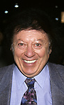 Photograph of Marty Allen at the N.A.T.P.E. Vegas Convention at Sands Hotel Expo, NV in 1996.