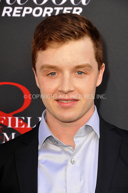 WWW.ACEPIXS.COM . . . . .  ....May 21 2012, LA....Noel Fisher at a special screening of 'Hatfields & McCoys' hosted by The History Channel at Milk Studios on May 21, 2012 in Hollywood, California. ....Please byline: PETER WEST - ACE PICTURES.... *** ***..Ace Pictures, Inc:  ..Philip Vaughan (212) 243-8787 or (646) 769 0430..e-mail: info@acepixs.com..web: http://www.acepixs.com