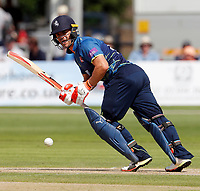 Heino Kuhn bats for Kent during the Royal London One Day Cup game between Kent and Gloucestershire at the County Ground, Beckenham, on June 3, 2018