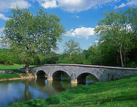 Anteitam National Battlefield, MD<br /> Lower Bridge also known as Burnside Bridge on Antietam Creek