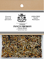 India Tree Panch Phoron, India Tree Spice Blends