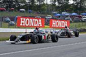 F4 US Championship<br /> Rounds 10-11-12<br /> Mid-Ohio Sports Car Course, Lexington, OH USA<br /> Saturday 12 August 2017<br /> 5, Austin McCusker, 24, Benjamin Pedersen<br /> World Copyright: Dan R. Boyd<br /> LAT Images