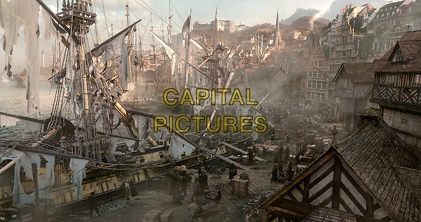 SCENE<br /> in Beauty and the Beast (2014) <br /> (La belle et la bete)<br /> *Filmstill - Editorial Use Only*<br /> CAP/NFS<br /> Image supplied by Capital Pictures