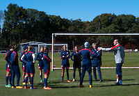 USWNT Training, Sunday, October 19, 2014